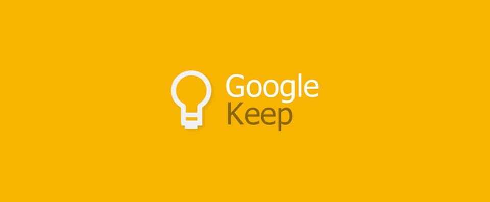 Poslovna produktivnost - keep.google.com